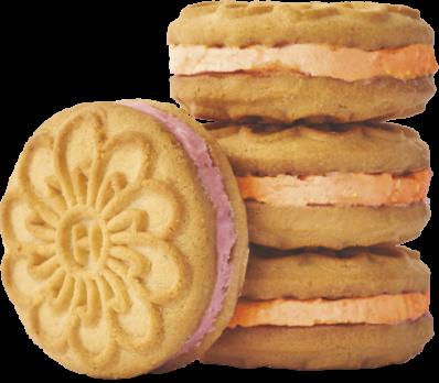 """Печенье """"Любовь крымчанки"""" с начинкой с ароматом малины, 500 гр."""