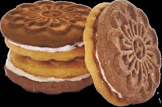 """Печенье """"Фантазия султана"""" с начинкой с ароматом ванили, 500 гр."""