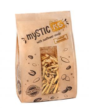 """Печенье """"My Sticks"""" с семенами подсолнечника, 250 г."""