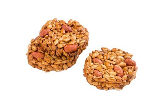 """Восточные сладости  """"Crispi pie"""" с ядрами арахиса, 0,6 кг"""