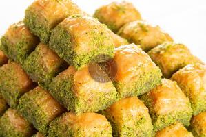 """Пахлава """"Куру"""" с грецким орехом, 0.5 кг."""