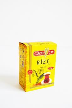 Чай черный турецкий  GUZELCAY Ризе 100 гр