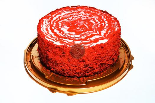 """Торт """"Красный бархат"""""""