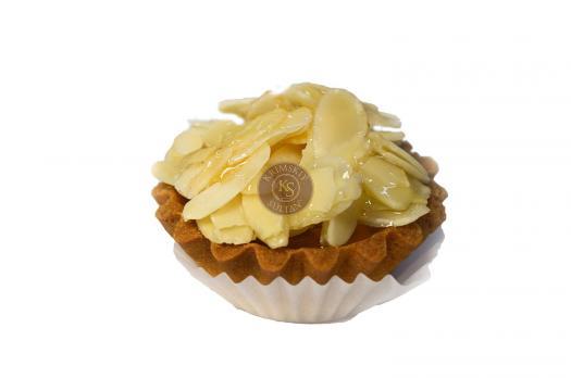 Тарталетка с орехами (миндальный слайс)