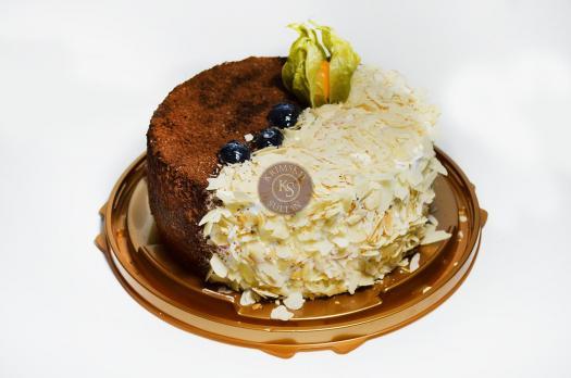 """Торт - """"Инь-Ян"""", 1 кг"""