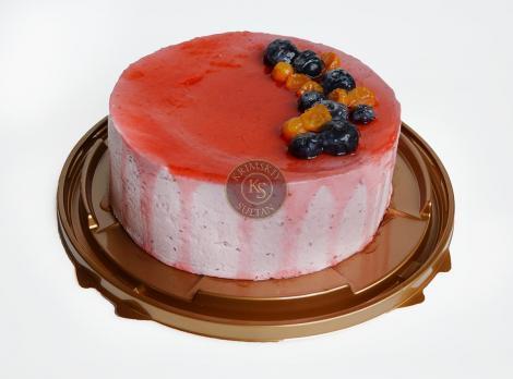 """Торт """"Мусс ягодный"""""""