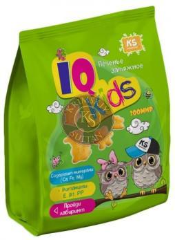 Печенье «IQ KIDS. Зоомир», 180 г